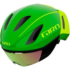 Giro Vanquish MIPS Casco, verde/giallo